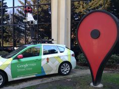 Inside Google Street View: From Larry Page's Car To The Depths Of The Grand Canyon