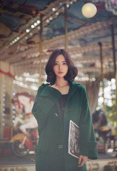 Thần tiên tỷ tỷ của Hàn Quốc - Yoon Seon Young