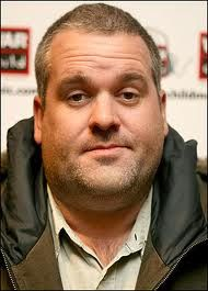Chris Moyles - difficult to find just the one reason why this chubster is so annoying