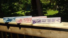 Customized Name Signs for Shabby Chic Children