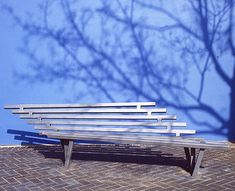 public art bench , galvanised steel UK Rose Arbor, Galvanized Steel, Public Art, Outdoor Furniture, Outdoor Decor, Furniture Making, Benches, Interior And Exterior, Home Decor