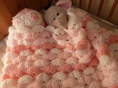 Ravelry: debbieredman's Shell blanket