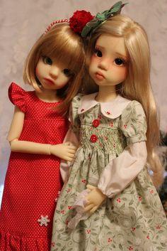 Izzy and Laryssa 8