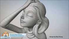 AnimSchool Modeling and Rigging Student Showcase 2014