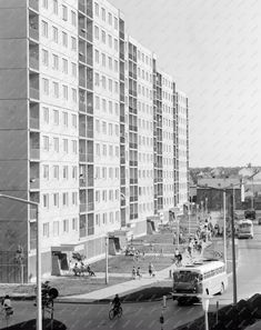 1973.március 29 Szamos utca. Szemben Gyólai ház.