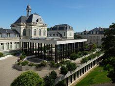 L'université, UCO, Angers - Photo MNC