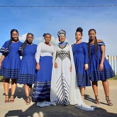 XHOSA WEDDING DESIGNS 2019 CHARMING WOMEN - Pretty 4