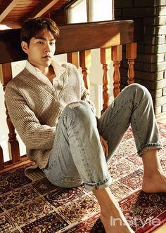 Hong Jong Hyun   InStyle
