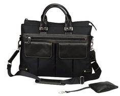 BLACK-THE EURO LADIES WORKING TOTE BAG    electronic gifts for women