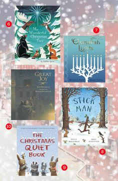 10 Great Children's Books for the Holidays