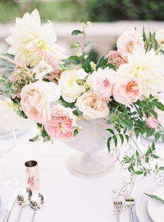 Romantic Pastel Wedding Inspiration Shoot from Kayla Barker Fine Art Photography - kaylabarker.com