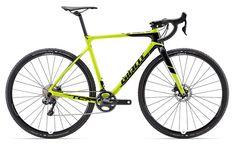 La nueva bicicleta ciclocrós 2017 Giant TCX Advance Pro 1 mantiene la tendencia…