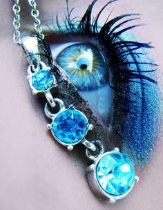blue jewels    #MySpringFashionPalette @catalogs
