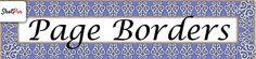 Free printable page borders