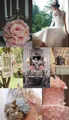 Some gorgeous Vintage Glam wedding inspiration. The soft garden rose bouquet and lace wedding dress are enough to make any girl swoon.Put together by event planner & designer Kristi Richardson of Bloomed To Last. Wedding Bride, Wedding Events, Lace Wedding, Dream Wedding, Wedding Dresses, Garden Rose Bouquet, Modern Vintage Weddings, 10th Wedding Anniversary, Dc Weddings