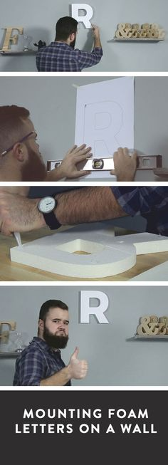 ideas for decorating wooden letters.htm 22 best diy sign lettering how to install sign letters images  22 best diy sign lettering how to
