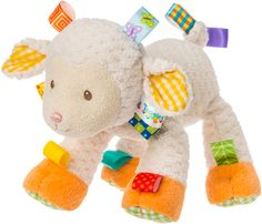 Taggies Sherbet Lamb Soft Toy by Mary Meyer - $22.95