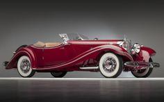 1935 Mercedes Benz 500-K Roadster