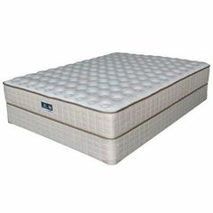 Sertapedic Oswald Firm Mattress Size: Full by Serta Mattress. $529.00. 549761 Size: Full Features: -Sertapedic Oakview Firm Mattress Set.-Foundation available in standard or low profile height.-Fireblocker pillo fill.-1'' Comfort foam.-Insulator.-0.50'' Memory foam.-Verticoil premier with foam encasement.-Made in USA. Options: -Available in Twin, Twin XL, Full, Queen, King or California King size.-Boxspring available in several sizes. Dimensions: -2'' Hi IFD support ...