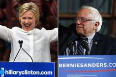 Bernie Sanders says he's voting for Hillary Clinton   New York Post