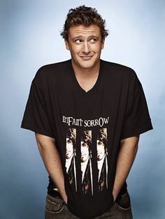 Jason Segel - What's not to love.