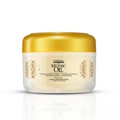 L'oreal Mythic Oil Hair Masque is designed to intensely nourish and replenish the hair, for a glossy-looking result £17.99 #SuperSoft #BeautfulLocks #Loreal #Hair