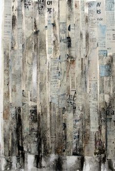 "Saatchi Online Artist: Scott Bergey; Assemblage / Collage, 2012, Mixed Media ""More, More, More"""