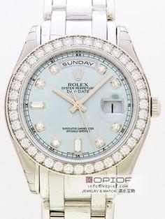 ロレックス デイデイト スーパーコピー18946A アイスブルー 商品番号: rolex0221 市場価格: 18370 円 販売価格: 16700 円 在库数: