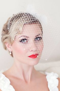 Red lipstick - give your lipstick a dress rehearsal before the big day to see how long the color lasts and if the color changes throughout the day.