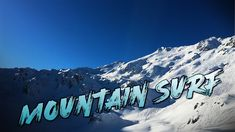 Mountain Surfing with my FPV Drone is just epic and super exciding look at this epic mountains and perfect wheater, This clip was taken while I did some f. Super Secret, Fpv Drone, Crossfire, Gopro Hero, Surfs Up, Mountain Landscape, Surfing, Instagram, Surf