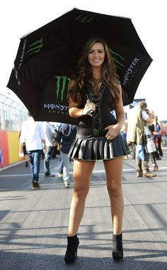 # Monster Energy Girls