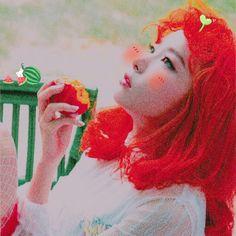 ; soft bot // seulgi Red Velvet Seulgi, Red Velvet Irene, Red Velvet Flavor, Red Valvet, Red Queen, Korean Artist, Kpop Fanart, Softies, Girl Group