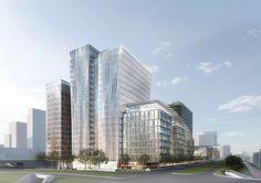 Bouwbedrijf Ballast Nedam en vastgoedbelegger CBRE hebben een overeenkomst gesloten voor de revitalisatie en uitbreiding van het WTC Amsterdam.