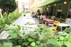 Frühstück im Ulrich - giveherglitter Eat, Breakfast, Plants, Stand Up, Treats, Food Dinners, Nice Asses, Morning Coffee, Plant