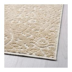 $149 – INexpensive rug for the bedroom – DYNT Rug, low pile  - IKEA
