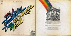 A Study: Album Cover Typography & Artwork: 1970s on Behance