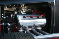 Hemi Coupe closeup