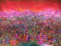 The Merchants - Paintings - Ali Banisadr