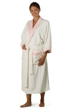 c9cada7471c05 Texere Women's Terry Cloth Bathrobe - Luxury Comfy Robes for Women WB0102  at Amazon Women's Clothing store: