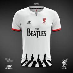 El equipo inglés analiza conformar una indumentaria especial para recordar al legendario grupo musical que surgió en la ciudad británica