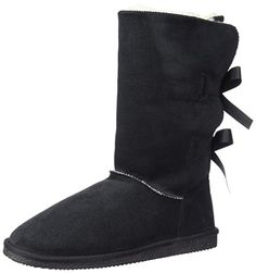 Willowbee Womens Alyssa Boot Black 6 M US * Read more at the image link. (This is an affiliate link)