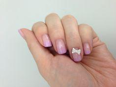 Nail Art: Pink gradation II