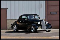 1937 Chevrolet 5 Window Coupe Street Rod | Mecum Monterey 2013 | F113