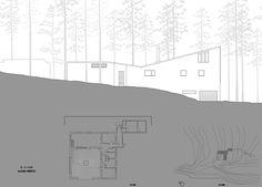 Research about the House in Muuratsalo, A. Aalto - Eduardo Reina