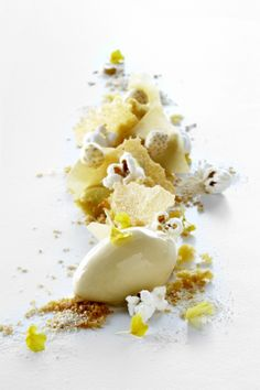 MELBOURNE - Pierre Roelofs Dessert Night At Cafe Rosamond Melbourne