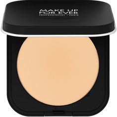 MAKE UP FOR EVER Ultra HD Microfinishing Pressed Powder (69 BAM) ❤ liked on Polyvore featuring beauty products, makeup, face makeup, face powder, make up for ever and compact face powder
