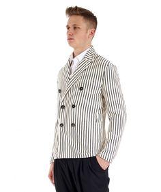Jacket Mosto Breto Lana   Discover the SS16 collection on www.barenavenezia.com