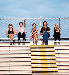 Les Wallflowers (The Perks of Being a Wallflower) - Bien de au-delà de Charlie, Patrick et Sam, on voudrait simplement faire partie de la gang. Too cool for school!!