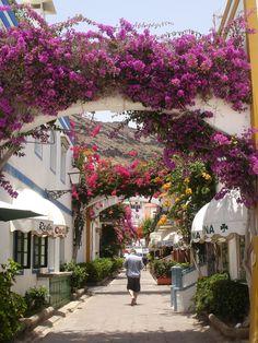 Gran Canaria, puerto mogan