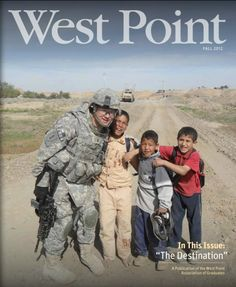 Check out West Point magazine Fall 2012! See what life is like AFTER the Academy and see where dozens of USMA graduates are now!